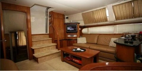 50ft Yachts for Rent Dubai