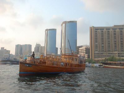 dhow charter tour