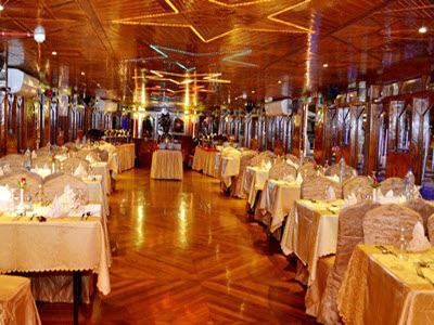 dinner dhow cruise marina