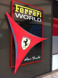Ferrari World logo