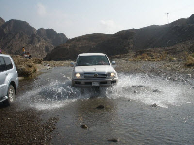 Hatta moutain safari tour