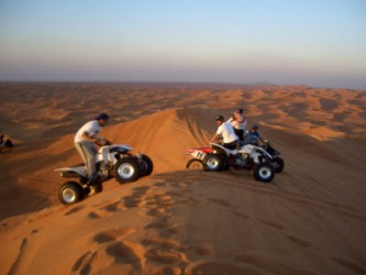 quad bike ride abu dhabi