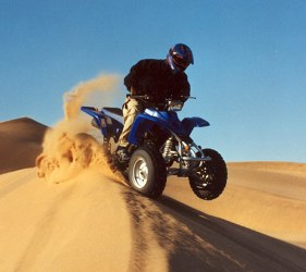 quad biking in abu dhabi