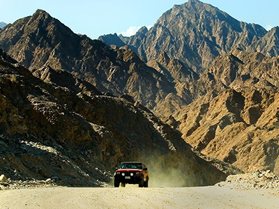 Hatta Safari and Desert Safari