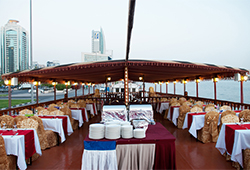 Dhow Charter for special Events