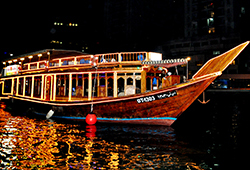 Dhow Cruise and Dubai City Tour