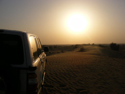 Overnight Night Safari Dubai