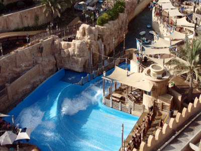 wild wadi waterpark dubai city
